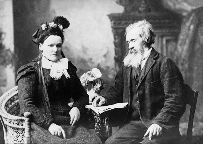 Paul and Eva  Baumgardt.