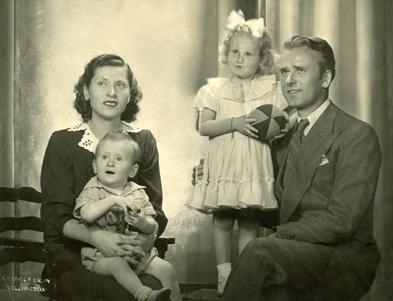 Studio pic of   Błażków family