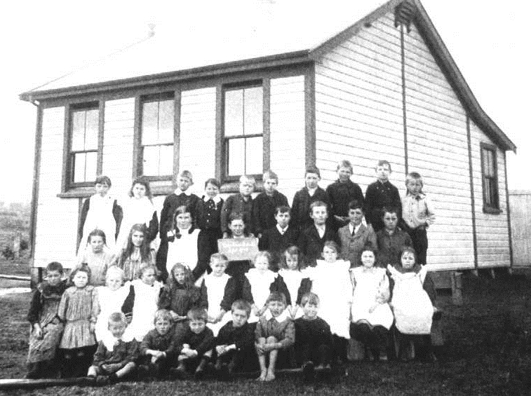 Durham Road School pupils 1910