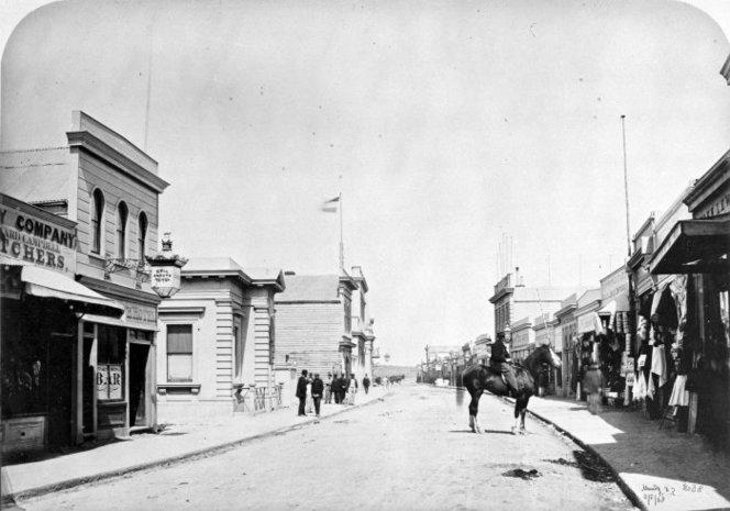 Hokitika 1868