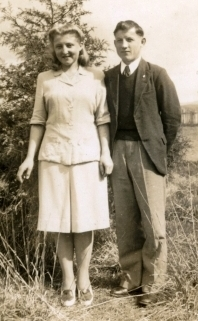Jan and Jadzia Jarka,   Pahiatua