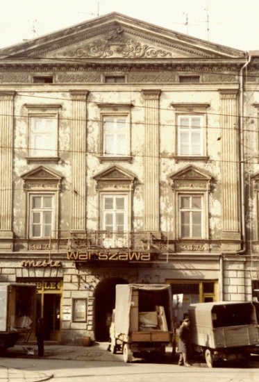 Kraków Kino Warszawa