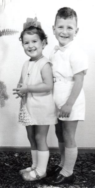 Marysia and Zdzisiu Jaśkiewicz