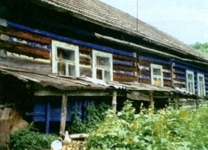 House where Joe  Jagiełło was born.