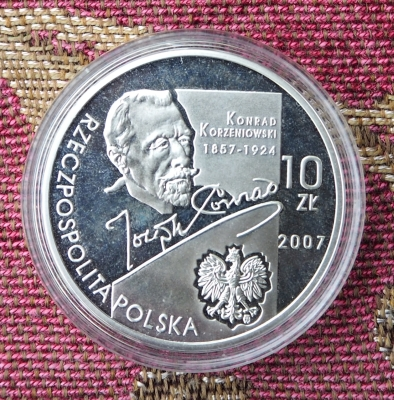 The face side of the  commemorative coin