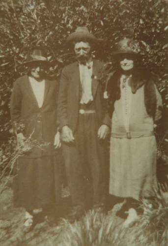 Rose Blake, Joe Crofskey, Mary Ryan