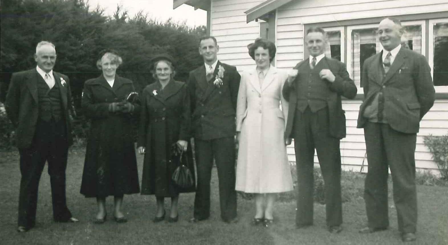 Seven Ryan siblings