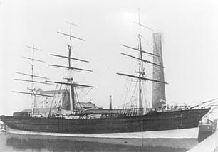 The ship Fritz  Reuter