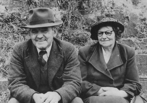 Bill and Nell  Yearbury