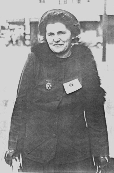 Joyce Yearbury Major
