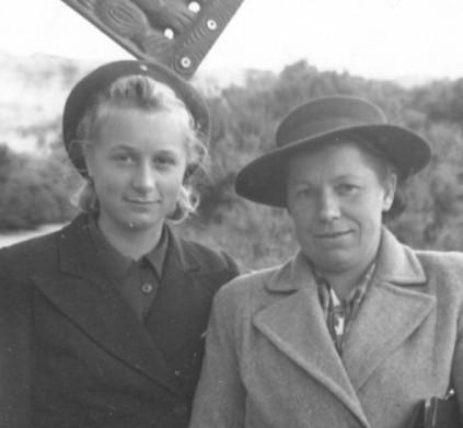 Anna and Waleria  Zatorska