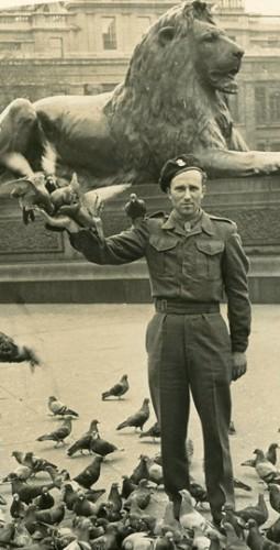 Władysław Błażków  in London