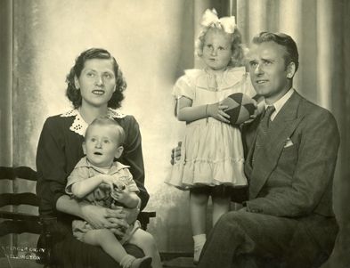 Studio pic of   Błażków family