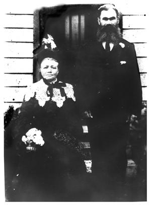 Albert and Louise Schimanski