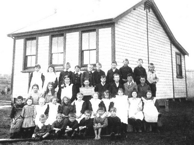 Durham Road School pupils 1910