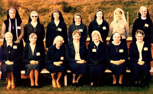 Nun group 75th  Jubilee 1981