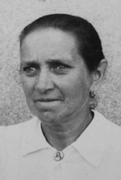 Józefa Bąbka  identity photograph