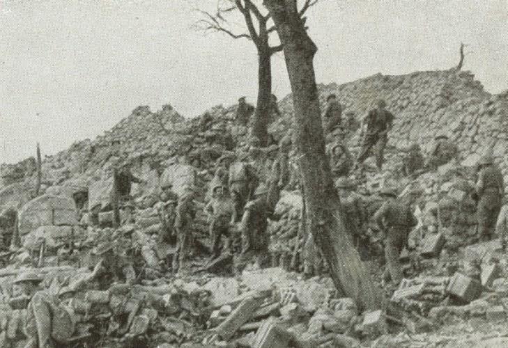 Hill 593  Monte Cassino 1944