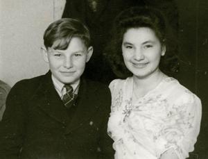 Zdzisław and Ula Gawronek