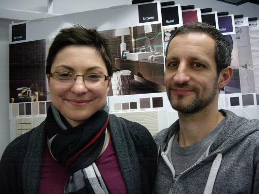 Remi Golębiowski  and Izabela Wojcik