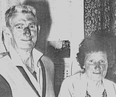 Alex and Ida Jackson