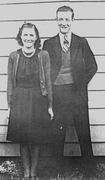 Gladys and Jim  Irving