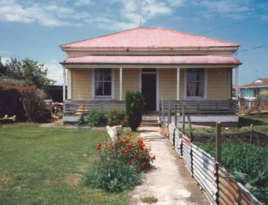 Voitrekovsky house  in Hawera